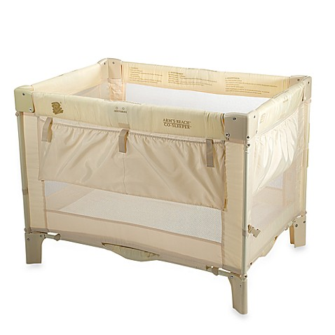 The Universal Arm 39 S Reach Co Sleeper Bassinet Bed Bath