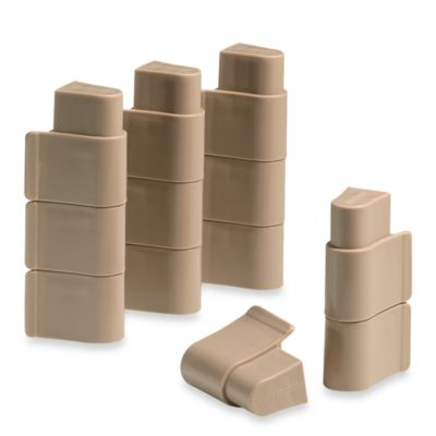 Arm's Reach Co-Sleeper® Leg Extension Kit in Toffee