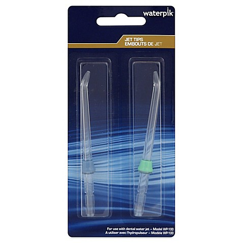 Waterpik® WP-100 Ultra Jet Replacement Tip (2-Pack)
