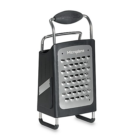 Microplane® Better Box Grater