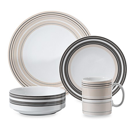 Nautica® Stockholm Four-Piece Place Setting