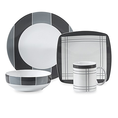Nautica Anchorage Four-Piece Place Setting
