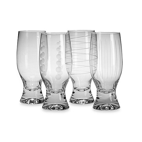 Mikasa® Cheers 19-Ounce Beer Tumblers (Set of 4)