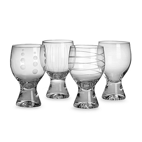 Mikasa® Cheers 16-Ounce Goblets (Set of 4)