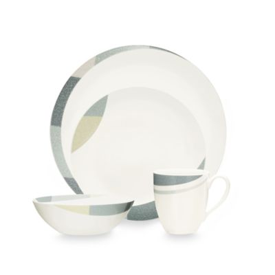 Noritake® Sten 4-Piece Dinnerware Place Setting