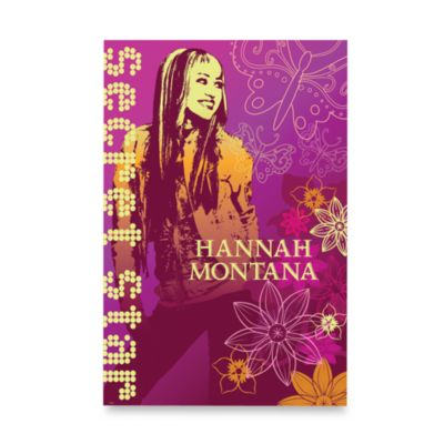 Disney® Hannah Montana Window Poster