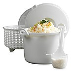 Infuse® 15-Cup Microwave Rice Cooker Set by Tabletops Unlimited®