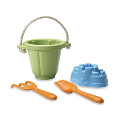Green Toys™ Sand and Sand Castle Play Set