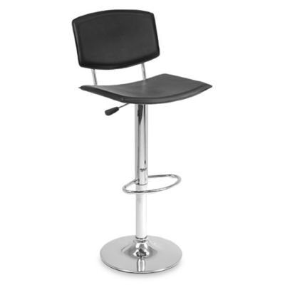 Flat Back Air Lift Stool