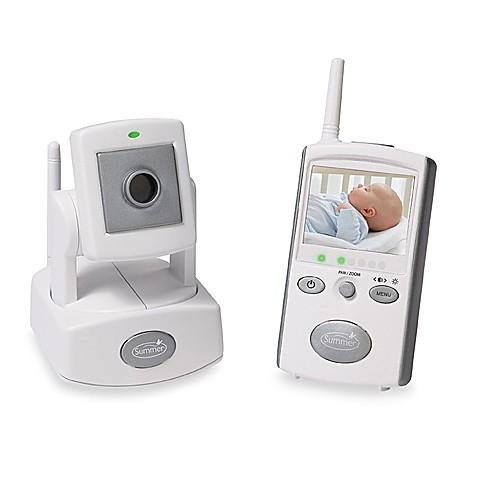 summer infant best view handheld color video monitor buybuy baby. Black Bedroom Furniture Sets. Home Design Ideas