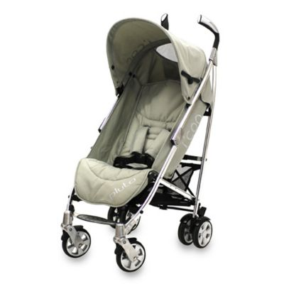i-Footcoo Pluto Stroller by Grand TouRing Baby in Grey