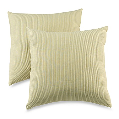 Decorative Pillow Packs : Buy Wesley Decorative Pillows, 2-Pack - Celery from Bed Bath & Beyond