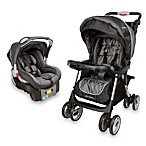 The First Years® Via Travel System Stroller - Black