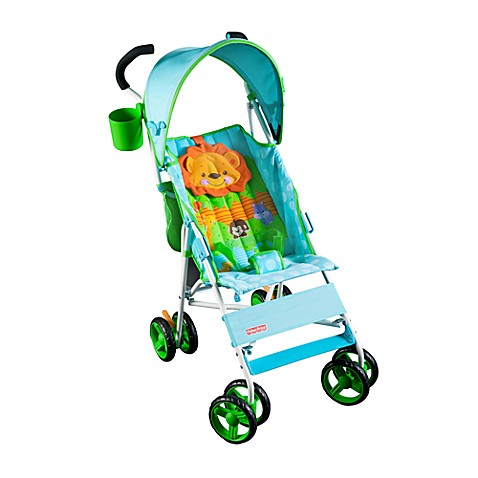 Fisher Price 174 Precious Planet Deluxe Umbrella Stroller