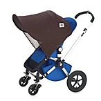 Protect-A-Bub™ Brown Single Stroller Sunshade