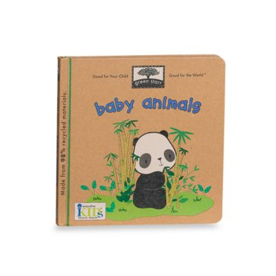 Green Start™ Baby Animals Board Book