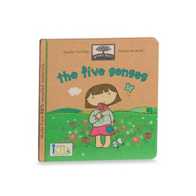 Green Start™ The Five Senses Board Book