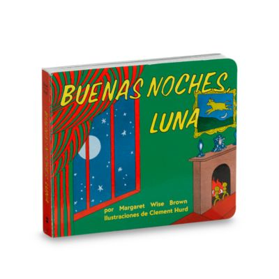 Buenas NochesLuna Board Book by Margaret Wise Brown