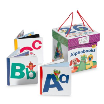 Baby Einstein® Alphabooks Board Book Set