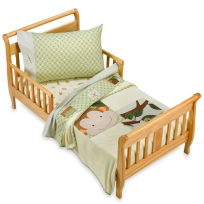 Lambs & Ivy® Papagayo 4-Piece Toddler Bedding Set