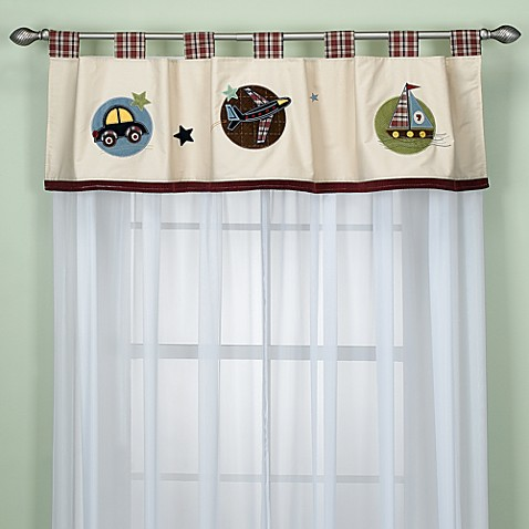 Good to Go Window Valance by Nojo®