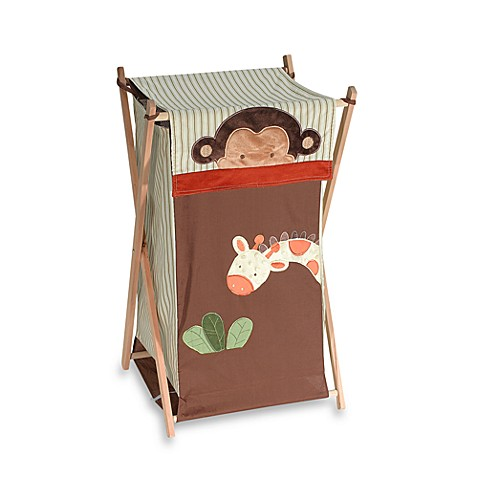 Kids Line™ Jungle 123 Hamper