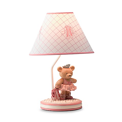 Kids Line™ Twirling Around Lamp Base and Shade