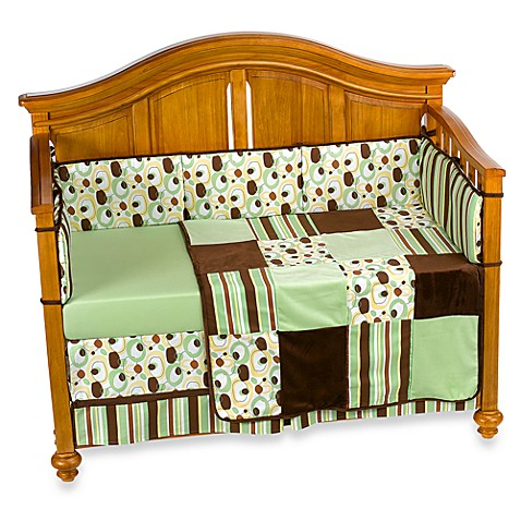 Giggles 4 Piece Crib Bedding Set Buybuy Baby
