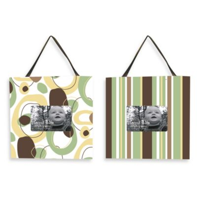 Giggles Photo Frames (Set of 2)