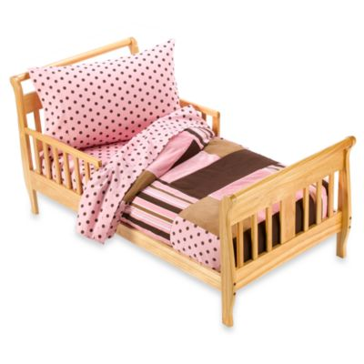 Maya 4-Piece Toddler Bedding Set