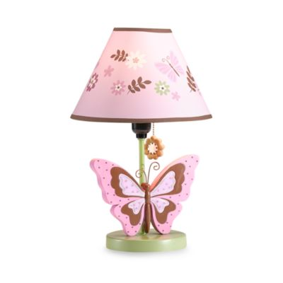 NoJo® Emily Lamp and Shade
