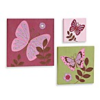 NoJo® Emily Canvas Art (Set of 3)