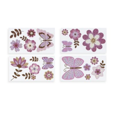 NoJo® Emily Wall Decals