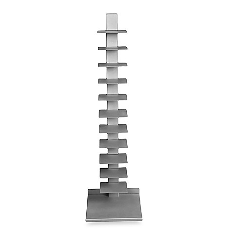 Vertical Standing Book Tower