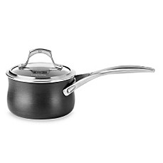 Calphalon® Unison™ Slide Nonstick 1-Quart Covered Saucepan