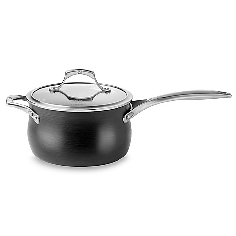 Calphalon® Unison™ Slide Nonstick 4-Quart Covered Saucepan