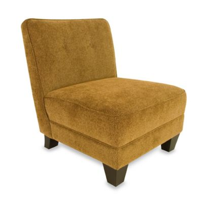 Jacquard Slipper Chair