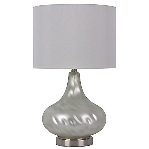 Florence Glass Droplet Table Lamp - Bed Bath & Beyond
