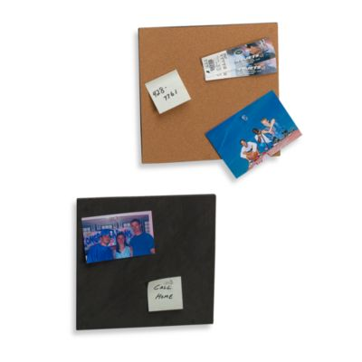 Reversible Cork Boards (Set of 2)
