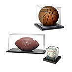 Sports Ball Display Case