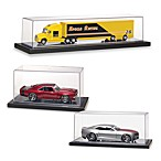 Model Vehicle Display Case