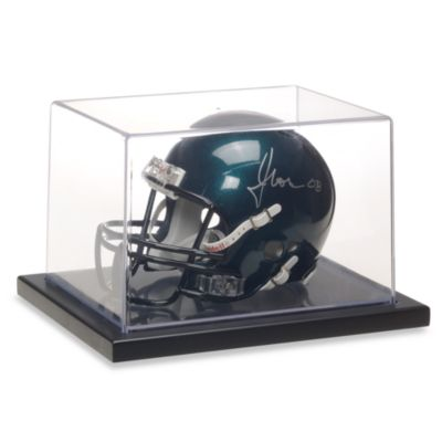 Mini Helmet Display Case