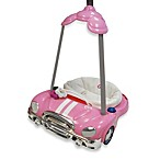 Combi International Activity Jumper Car in Pink