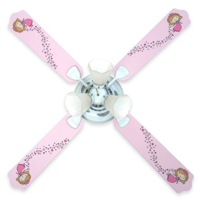 Fairy Princess Ceiling Fan by Sweet Pea Gallery