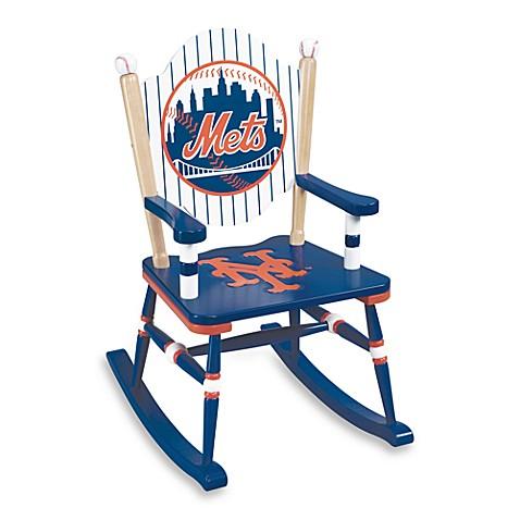 Major League Baseball Mets Rocking Chair Bed Bath Amp Beyond