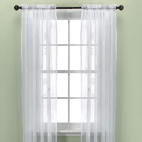Croscill® Sanibel Island Sheer Panel