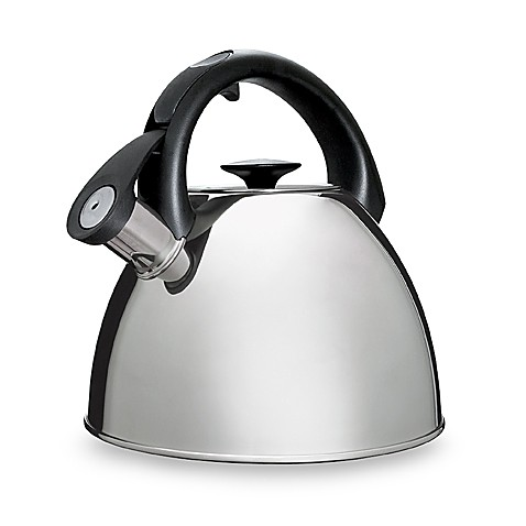 OXO Good Grips® Click Click Tea Kettle in Stainless Steel