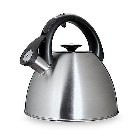 OXO Good Grips® Click Click Tea Kettle in Brushed Stainless Steel
