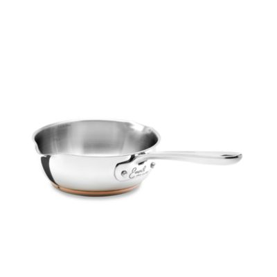Emerilware Stainless Steel 1-Quart Saucier