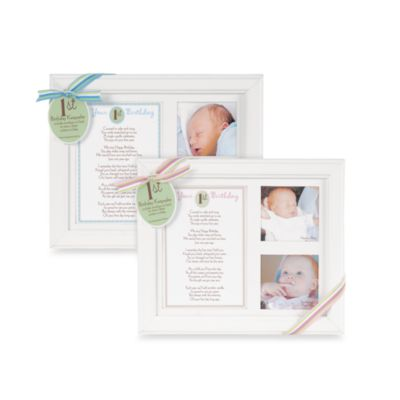 Your 1st Birthday Photo Frame